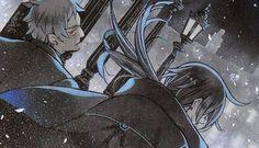 Vanitas No Carte - Mochizuki Jun Vampires, Pandora Hearts, Blue Moon, Memoirs, Case Study, Steampunk, Manga, Illustration, Anime