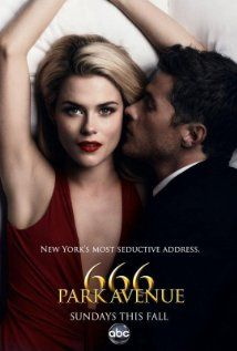 666 Park Avenue . Loved this show... pitty it is canceled.