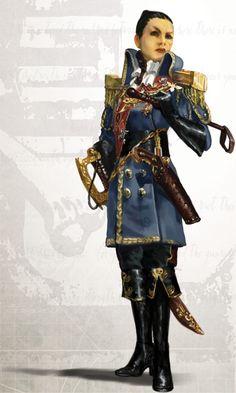 Лорд-генерал Маграта Орфел фон Карлак