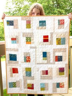 improv piecing with heavy quilting Owl Quilts, Scrappy Quilts, Easy Quilts, Mini Quilts, Quilting Projects, Quilting Designs, Craft Projects, Baby Quilt Patterns, Owl Patterns