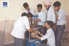 JIS Group of Colleges focuses on practical aspects of subjects to better prepare its students. All the institutions under JIS Group have well- equipped laboratories for students to carry out practical experiments. For more info http://bit.ly/jis-group