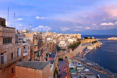 Valetta packs half a millennium of history into less than half a square mile, with cathedrals, palaces, and baroque stair-step streets that end in spectacular harbor views.