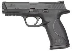 Smith & Wesson M & P .40  The seventh purchase and newest addition to the family!!  :)