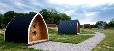 Glamping in Blackpool for 2 Nights just £49 for 4 x People