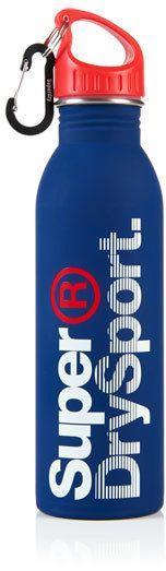 Superdry Steel Sports Bottle