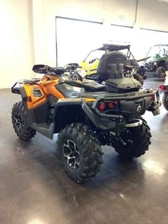 New 2016 Can-Am Outlander MAX LIMITED 1000R ATVs For Sale in Tennessee. 2016 Can-Am Outlander MAX LIMITED 1000R, For special internet pricing, contact Hayden at 423.839.3370 or 2016 Can-Am® Outlander Max Limited For the rider who wants it all, we re got you covered. Featuring performance suspension, premium wheels, strategically placed controls, and unmatched versatility, the Outlander MAX LIMITED is the most luxurious ATV available. Features May Include: CATEGORY-LEADING PERFORMANCE The…