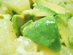 avokado greippi salaatti