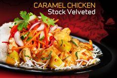 Pei Wei Caramel Chicken!