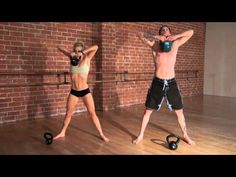 Kettle Bell workout...awesome!