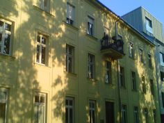 Our friend Jose posted picture of apartment building in Bratislava, He stayed in Palace Garden Bratislava apartment in the city center of  Bratislava.