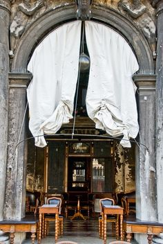 Cafe Florian Venice – I have been there...