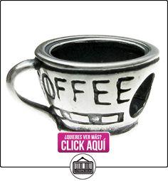 Plata de ley taza de café taza de cuentas encanto europeo de Story encanto 3mm Cadena de Serpiente Pulseras  ✿ Joyas para mujer - Las mejores ofertas ✿ ▬► Ver oferta: https://comprar.io/goto/B003BYM0OQ