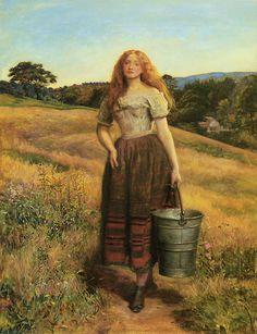 Everett Millais, circa 1863