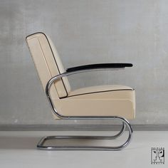 Lounge chair by Walter Knoll