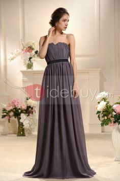 Faddish Flowers Pleats A-Line Straps Knee-Length Bridesmaid Dress, #Wedding Apparel  #Bridesmaid Dresses  #MarketPricde $329.00  But now Only $124.99