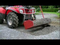 Dump Bucket For ATV - YouTube