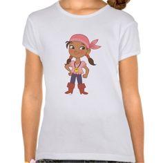 Izzy 2 tee shirt
