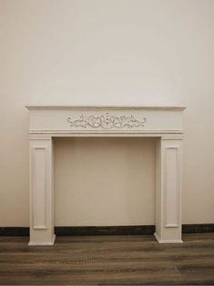 Finto caminetto in stile shabby fai da te idee per la casa pinterest faux fireplace fire for Camino finto shabby