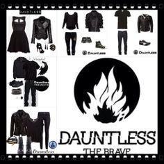 Dauntless clothes!!!