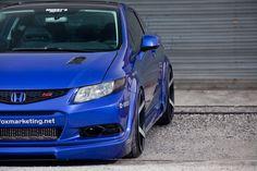 Honda Civic Si.  @bigskeezle SO prettyyyyy