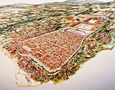 TARRACO - TARRAGONA (Spagna)   romanoimpero.com