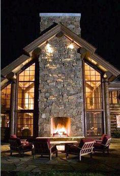 Unbelievable outdoor fireplace plans free exclusive on indoneso.com