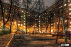 ночной двор - Поиск в Google
