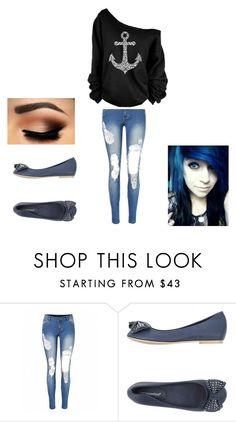 """""""Emo"""" by skullmaster ❤ liked on Polyvore featuring Francesco Milano"""
