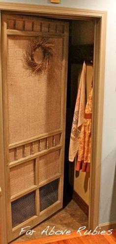 Repurposed vintage screen door#/443520/repurposed-vintage-screen-door?&_suid=1367681734056044216629181189876