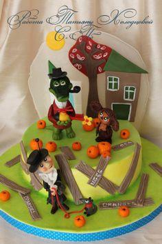 ----- Праздничные Торты, Пироги На День Рождения, Декорации, Десерты, Еда, Украшение Тортов, Еда Торты