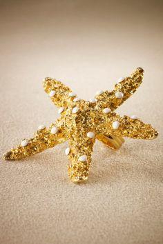 Starfish Ring - Rings, Jewelry   Soft Surroundings