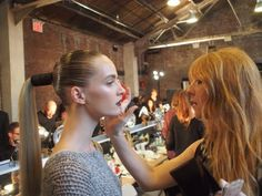 Make-Up Artists Backstage Tips and Tricks - Charlotte Tilbury