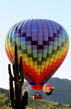 HOT-AIR BALLOONING - by corrine