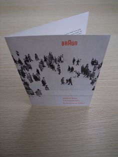 Braun Invite: Interbau Berlin