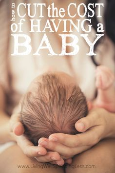 Pregnancy and childbirth can be an expensive proposition, but those medical costs don't have to ruin your baby bliss! Don't miss these 7 smart tips for how to cut the cost of having a baby. A must read whether you are expecting or still just thinking ab
