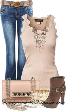 """Studs and Chains Contest"" by cindycook10 ❤ liked on Polyvore"
