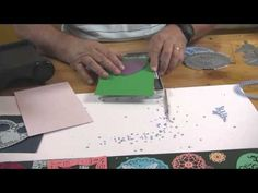 How to die cut with thin intricate dies  ( Cheery Lynn Designs but will work for memory dies too )