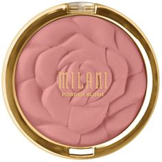 Milani Rose Powder Blush - Romantic Rosee, Romantic Rose (56 HRK) ❤ liked on Polyvore featuring beauty products, makeup, cheek makeup, blush, make, beauty, cosmetics, filler, matte blush and rose blush