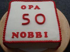 Opa Nobbi 50 jaar