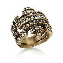 "Heidi Daus ""Distinguished Opulence"" Ring"