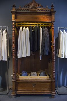 Inside ELITE Man: Giorgio Armani  http://www.elitestore.es