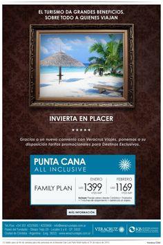 Cliente: Estudio Contable Kuster Borré & Veracruz Viajes.  Agencia: Nórdica CDM.
