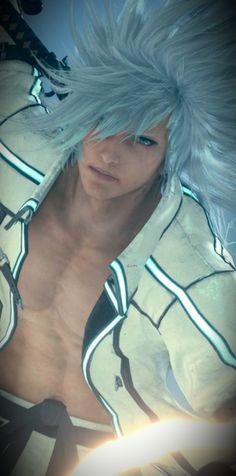 Ff Game, Tetsuya Nomura, Devil May Cry 4, Final Fantasy Vii Remake, Fantasy Artwork, Bleach, Video Games, Character Design, Illustration