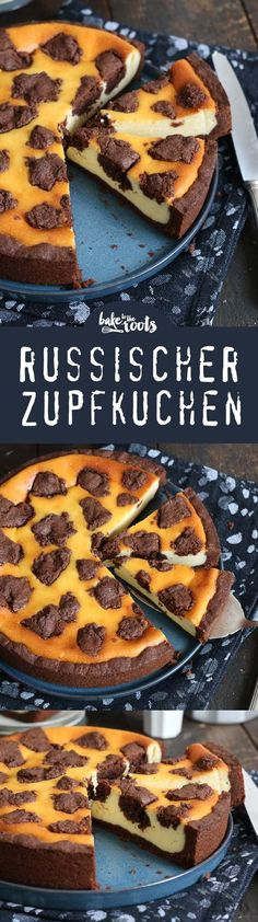 Russischer Zupfkuchen | Bake to the roots