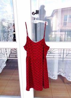 Kup mój przedmiot na #vintedpl http://www.vinted.pl/damska-odziez/krotkie-sukienki/18429528-sukienka-w-krzyze-idealna-na-wiosne-rozmiar-l