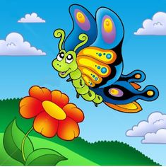 Butterfly and flower Cute Butterfly, Disney Characters, Fictional Characters, Butterflies, Mai, Flowers, Butterfly, Fantasy Characters