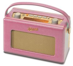 Roberts Pink Radio want for my kitchen