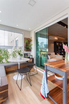Small Living Rooms, Living Room Designs, Living Room Decor, Modern Architecture House, Interior Architecture, Interior Design, Relax House, Condominium Interior, Small Balcony Design
