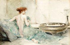 Rodantha, undated - John Reinhold Weguelin