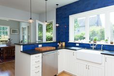 Alameda Kitchen Remodel - modern - kitchen - portland - Howells Architecture + Design, LLC